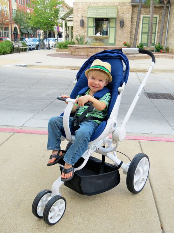 Stroll into a new mood with the Quinny Moodd! | Bella Vie Baby ...
