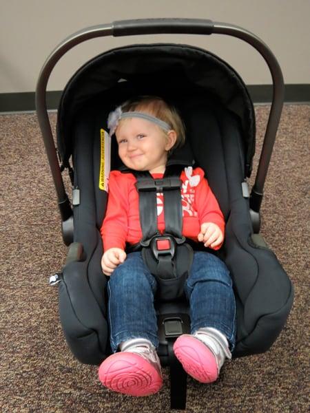 Review: Nuna Pipa | Bella Vie Baby Planners