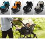 Chicco NextFit 65 Convertible Seat